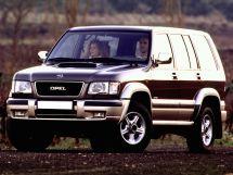 Opel Monterey рестайлинг 1998, джип/suv 5 дв., 1 поколение, B
