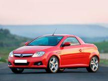 Opel Tigra 2 поколение, 06.2004 - 05.2009, Открытый кузов