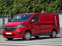 Opel Vivaro 2014, коммерческий фургон, 2 поколение, B