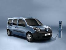 Renault Kangoo Z.E. рестайлинг 2013, минивэн, 1 поколение