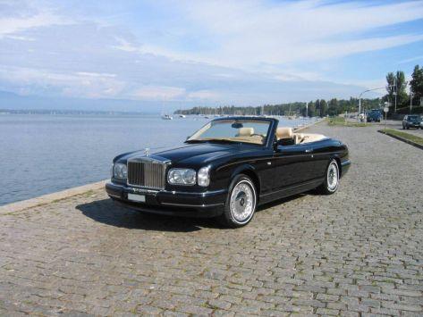 Rolls-Royce Corniche  03.2000 - 09.2002