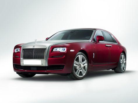 Rolls-Royce Ghost  03.2014 -  н.в.
