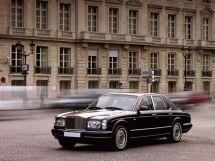 Rolls-Royce Silver Seraph 1998, седан, 1 поколение