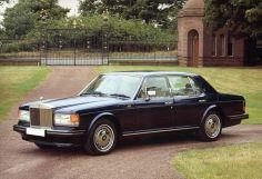 Rolls-Royce Silver Spirit 1993, седан, 3 поколение, Mark III