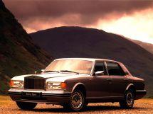 Rolls-Royce Silver Spur 1995, седан, 4 поколение
