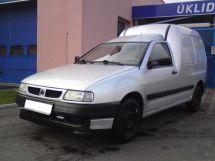 SEAT Inca 1 поколение, 03.1995 - 09.2003, Коммерческий фургон