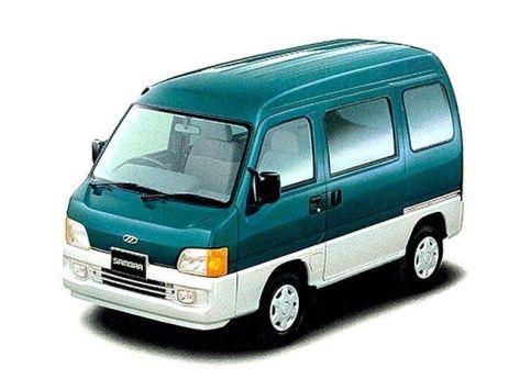 Subaru Sambar (TT,TV,TW/T12) 11.1999 - 08.2002