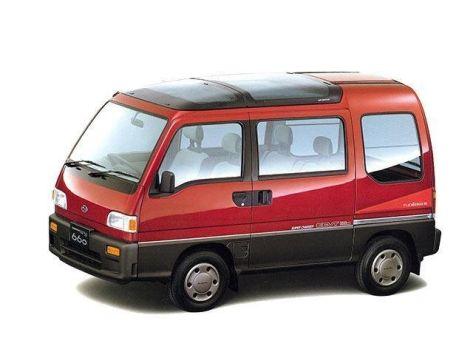 Subaru Sambar (KV,KS/T11) 02.1990 - 01.1999