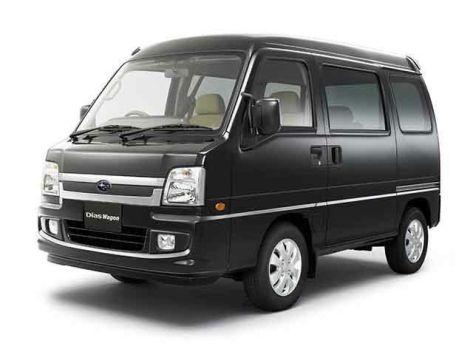 Subaru Sambar (TT,TV,TW/T12) 11.2005 - 06.2007