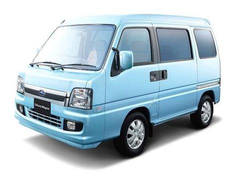 Subaru Sambar (TT,TV,TW/T12) 12.2007 - 03.2012
