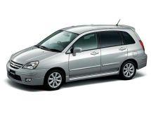 Suzuki Aerio рестайлинг, 1 поколение, 11.2003 - 05.2006, Хэтчбек 5 дв.