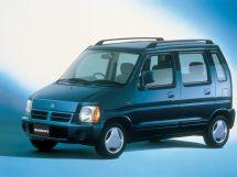 Suzuki Wagon R 2-й рестайлинг 1997, хэтчбек 5 дв., 1 поколение