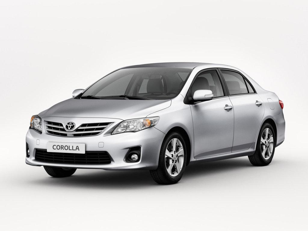 Toyota Corolla — описание модели