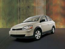 Toyota Echo 1999, седан, 1 поколение, XP10