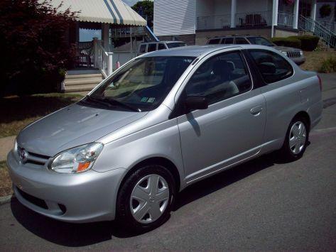 Toyota Echo (XP10) 12.2002 - 02.2006