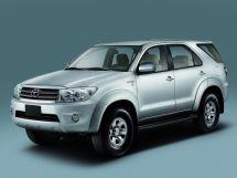Toyota Fortuner рестайлинг 2008, джип/suv 5 дв., 1 поколение, AN50, AN60