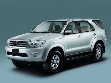 Toyota Fortuner (AN50, AN60) 08.2008 - 10.2011