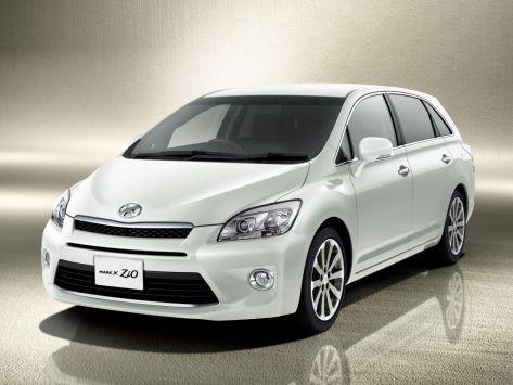 Toyota Mark X Zio (NA10) 02.2011 - 11.2013