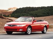 Toyota Solara 1 поколение, 06.1998 - 07.2001, Открытый кузов