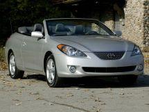 Toyota Solara 2 поколение, 02.2004 - 04.2006, Открытый кузов