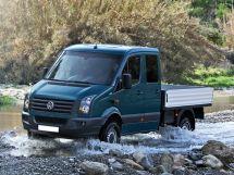Volkswagen Crafter рестайлинг 2011, грузовик, 1 поколение