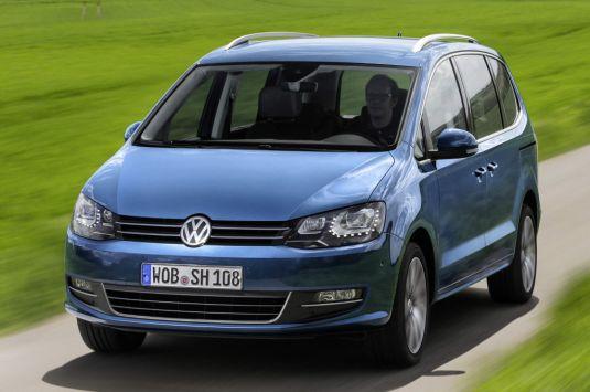 Volkswagen Sharan (7N1) 05.2015 -  н.в.