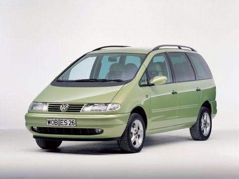 Volkswagen Sharan (7M) 05.1995 - 02.2000
