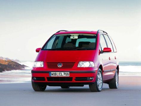 Volkswagen Sharan (7M) 05.2000 - 08.2010