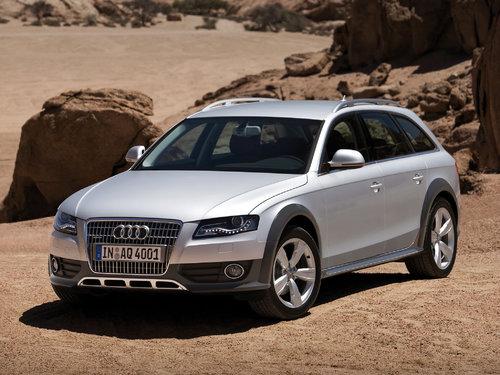 Audi A4 allroad quattro 2009 - 2011