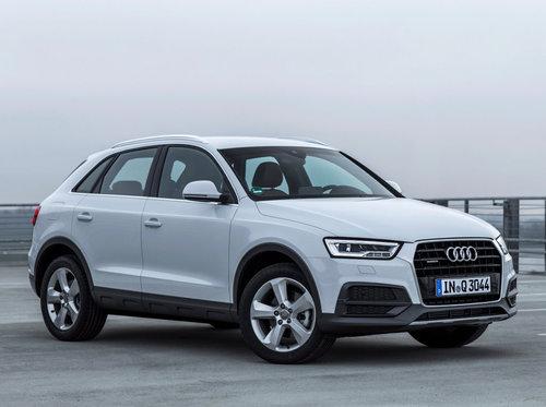 Audi Q3 2014 - 2017