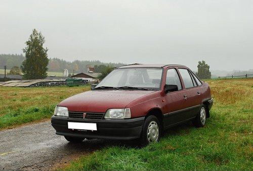 Daewoo Racer 1986 - 1994