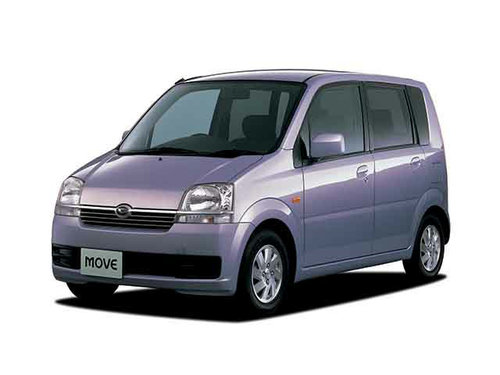 Daihatsu Move 2002 - 2004
