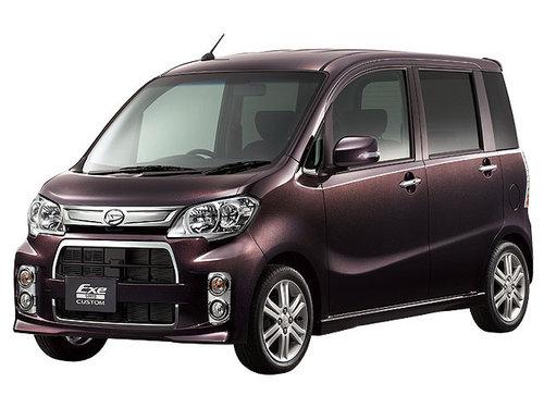Daihatsu Tanto Exe 2011 - 2014
