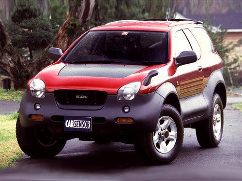 Isuzu VehiCross 1997 - 2000