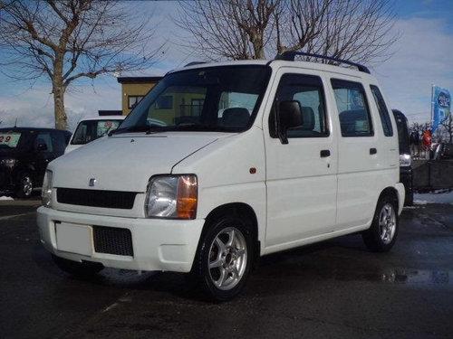 Mazda AZ-Wagon 1997 - 1998