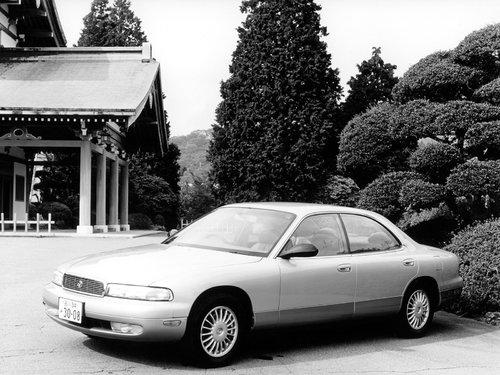 Mazda Sentia 1991 - 1993