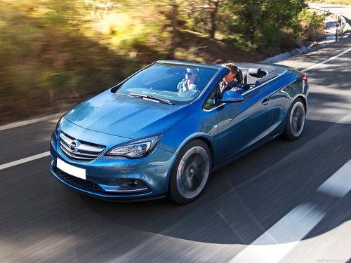 Opel Cascada 2013 - 2019