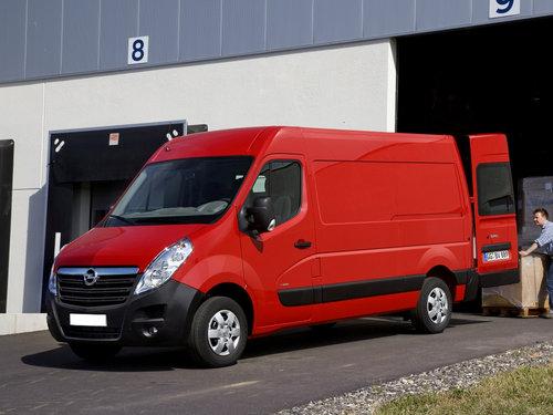 Opel Movano 2010 - 2019