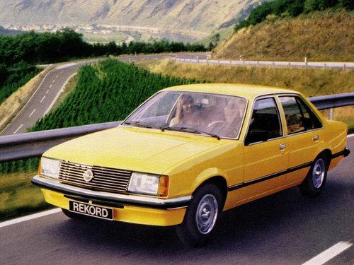 Opel Rekord 1977 - 1982