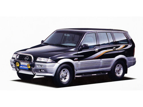SsangYong Musso 1993 - 1998