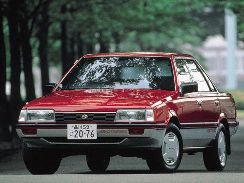 Subaru Leone 1984 - 1986