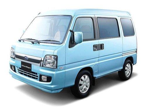 Subaru Sambar 2007 - 2012