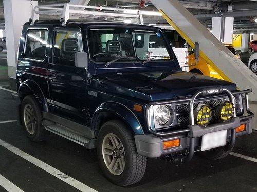 Suzuki Jimny Sierra 1993 - 1995