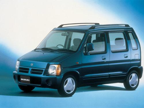 Suzuki Wagon R 1997 - 1998