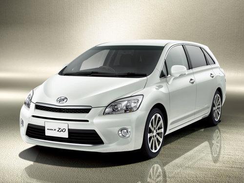Toyota Mark X Zio 2011 - 2013