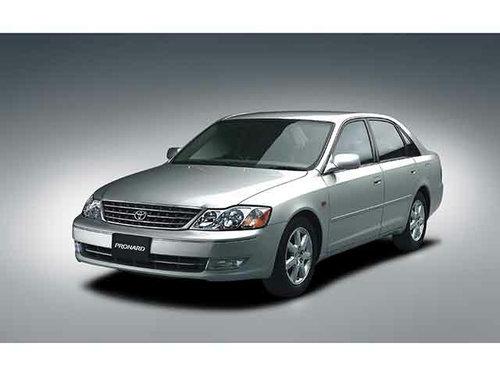Toyota Pronard 2002 - 2003