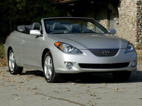 Toyota Solara 2004 - 2006