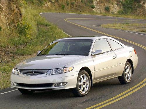Toyota Solara 2001 - 2003