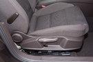 Регулировка передних сидений: Сиденье водителя ergoComfort с регулировкой угла наклона и глубины положения подушки