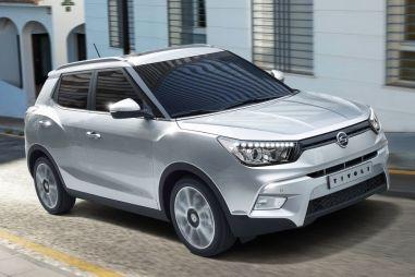 В России вновь будут собирать автомобили SsangYong